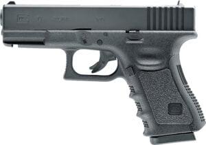 Пистолет пневматический Umarex Glock 19 кал. 4.5 мм ВВ