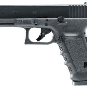 Пистолет пневматический Umarex Glock 17 Blowback кал. 4.5 мм ВВ