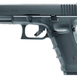 Пистолет пневматический Umarex Glock 17 Gen 4 Blowback кал. 4.5 мм ВВ