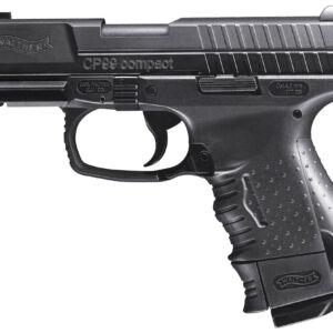 Пистолет пневматический Umarex Walther CP99 Compact Blowback кал. 4.5 мм ВВ