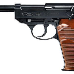 Пистолет пневматический Umarex Walther P38 Blowback кал. 4.5 мм ВВ