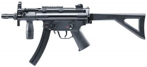 Винтовка пневматическая Umarex HK MP5 K-PDW Blowback кал. 4.5 мм BB