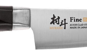 Нож кухонный Shimomura Fine Utility. Длина клинка – 125 мм, длина общая – 240 мм
