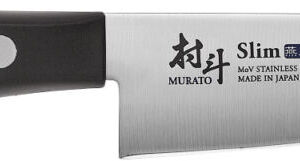 Нож кухонный Shimomura Slim Utility. Длина клинка – 125 мм, длина общая – 240 мм