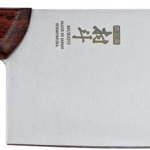 Топорик Shimomura Chuka, Длина клинка – 165 мм, длина общая – 265 мм.