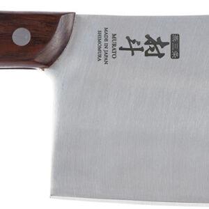 Топорик Shimomura Chuka, Длина клинка – 185 мм, длина общая – 315 мм.