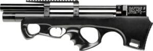 Винтовка пневматическая Raptor 3 Compact PCP кал. 4.5 мм. Цвет – черный (чехол в комплекте)