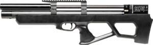 Винтовка пневматическая Raptor 3 Standard PCP кал. 4.5 мм. Цвет – черный (чехол в комплекте)