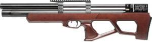 Винтовка пневматическая Raptor 3 Standard Plus PCP кал. 4.5 мм. Цвет – коричневый (чехол в комплекте)