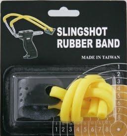 Резинка Man Kung MK-TR-Y-Long Yellow