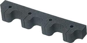 Подставка SME для оружия магнитная на 3 ствола