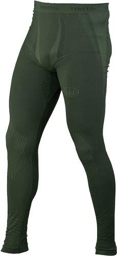 Кальсоны Beretta Body Mapping Long Pant. Размер – S/L. Цвет – зеленый