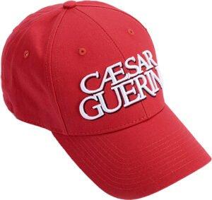 Кепка Caesar Guerini RED