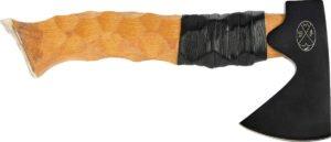 Топор Karesuandokniven Forest Axe. Цвет – черный