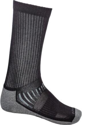 Носки Duna c утепленным следом. Размер 27-29 (43-45). Цвет – черный