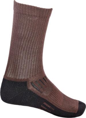 Носки Duna c утепленным следом. Размер 29-31(46-48). Цвет – коричневый