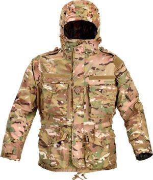 Куртка Defcon 5 SAS SMOCK JACKET MULTICAMO. Размер – XXL. Цвет – мультикам