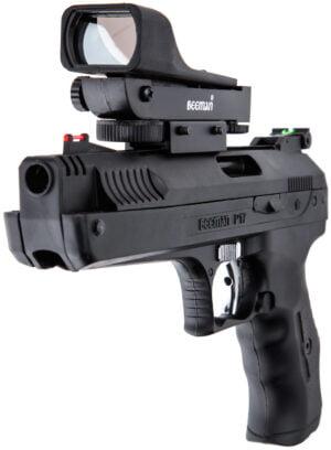 Пистолет пневматический Beeman P17 кал. 4.5 мм. Коллиматорный прицел