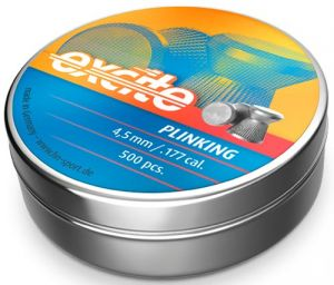 Пули пневм H&N Excite Plinking, 4,5 мм ,0.47г, 500шт/уп