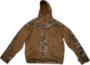 Куртка SOD Shell Vipera. Размер – 2XL. Цвет – multicam