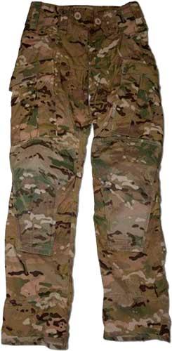 Брюки SOD Para One Pants 1.2  Regular (рост 170-180 см). Размер – M. Цвет – Multicam