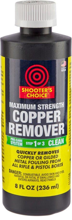 ср-во д/чистки Shooters Choice Copper Remover 8 oz(для удаления меди из наре