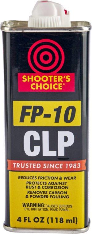 ср-во д/чистки Shooters Choice Shooters Choice FP-10 Lubricant Elite 4 oz(профессиональная оружейна