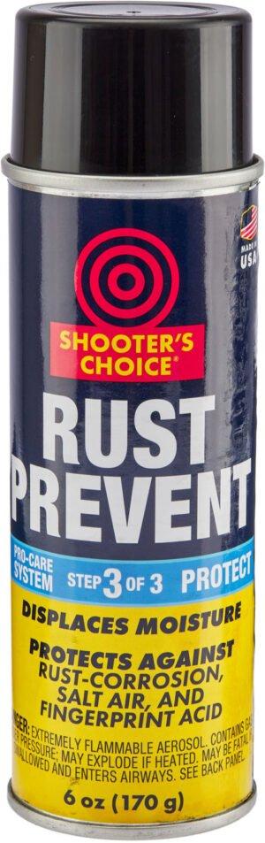 ср-во д/чистки Shooters Choice Rust Prevent 6 oz (для предотвращения образования ржавчины)