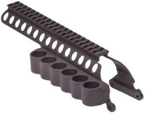 Крепление Mesa Tactical Carrier And Saddle Rail для Remington 870 кал. 12 на 6 патронов