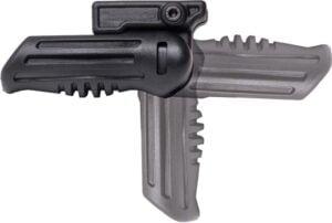 Рукоять переноса огня САА 3 Positions Folding Forearm Grip (складная; 3 позиции; отсек под батарейки)