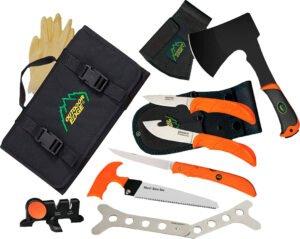 Набор ножей Outdoor Edge The Outfitter Hunting Set