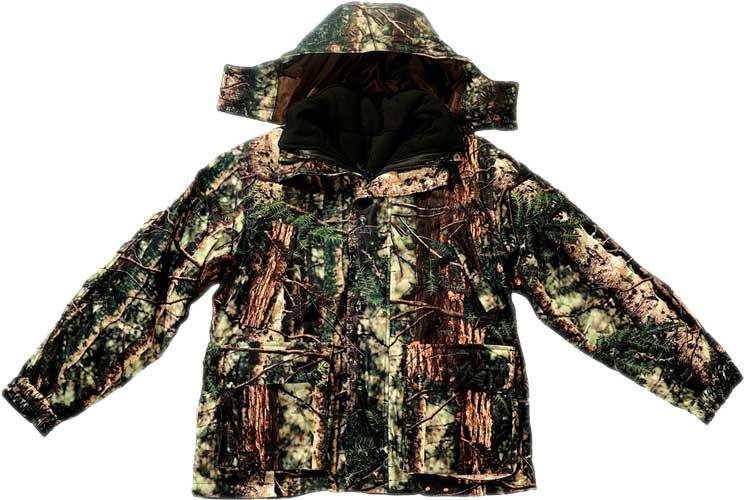 Куртка Unisport Forest Selva 2in1 2XL