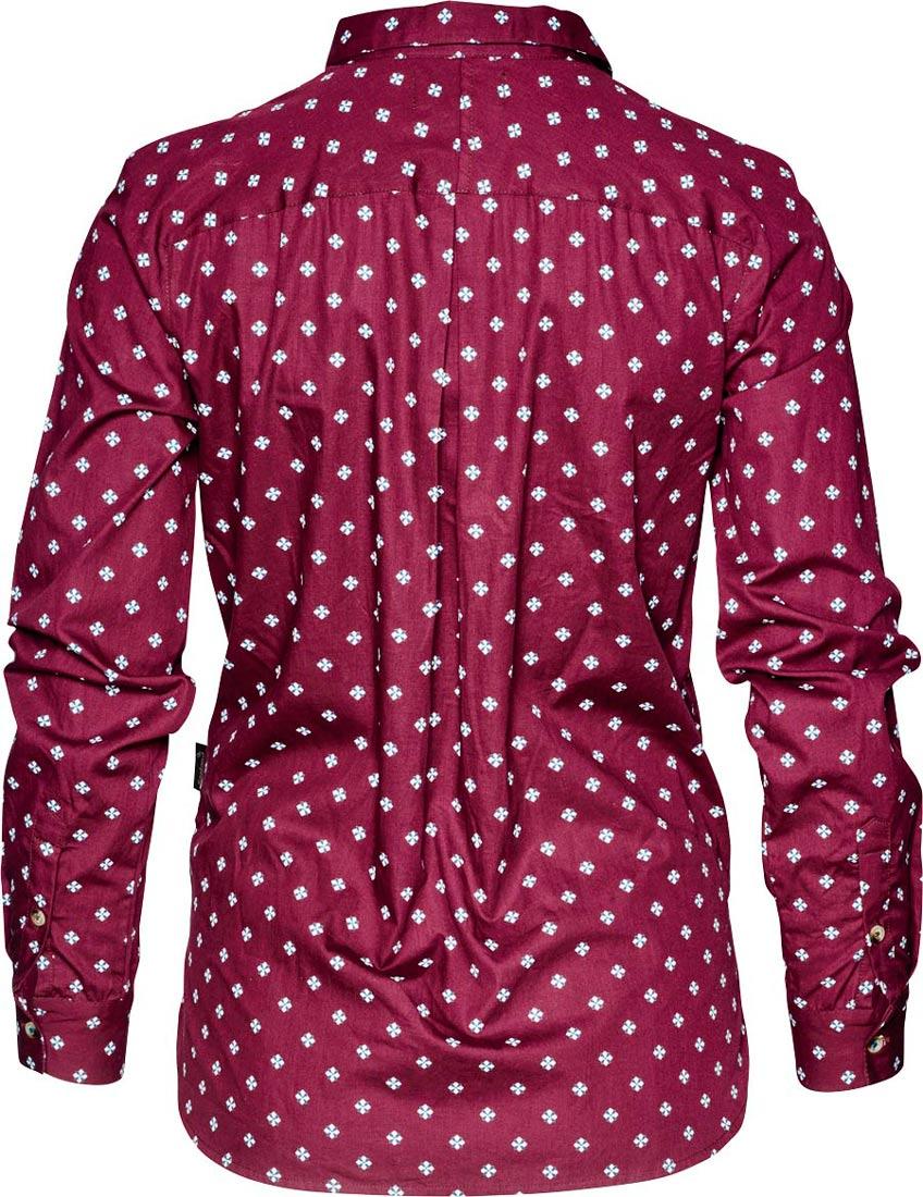 Блуза Seeland Erin Lady Размер – L. Цвет – коричневый