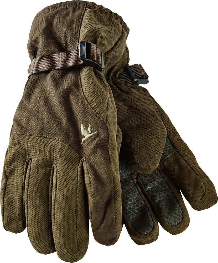 Перчатки Seeland Helt M ц:коричневый
