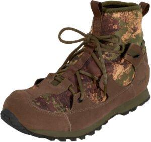 Ботинки Harkila Roebuck Hunter Sneaker. Размер – 45. Цвет – forest green