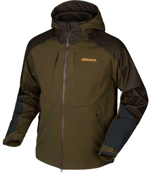 Куртка Harkila Mountain Hunter Hybrid 50 ц:зеленый