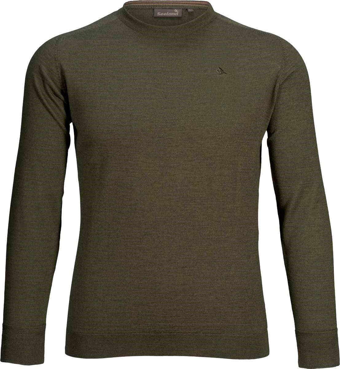 Пуловер Seeland Woodcock Classic M ц:зеленый