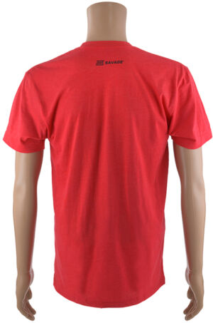 Футболка Savage Short sleeve T-Shirt/Savage Flag 2XL ц:красный
