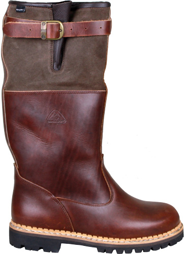 Сапоги Monte sport Anf.Schiar/Cam. 45 ц:коричневый