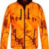 Куртка Hallyard Revels 2-001 2XL ц:зеленый/оранжевый 110128