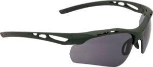 Очки баллистические Swiss Eye Attac цвет: олива, 3 вида линз, чехол из микрофибрового материала, футляр