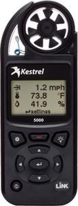 Метеостанция Kestrel 5000 Bluetooth. Цвет – Black (черный)