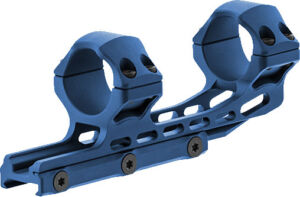 Моноблок Leapers UTG ACCU-SYNC OFFSET 50. d – 30 мм. Extra High. Picatinny. Blue