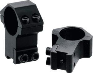 Кольца Leapers Accushot. d – 25.4 мм. High. Сплав. 11 мм