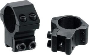 Кольца Leapers Accushot. d – 25.4 мм. Medium. Сплав. 11 мм