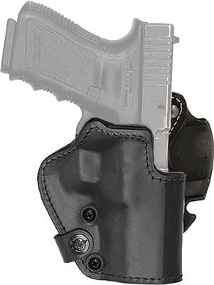 Кобура Front Line LKC для револьвера 2″. Материал – Kydex/кожа/замша. Цвет – черный