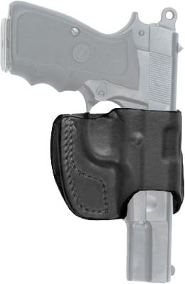 Кобура Front Line FL30 для Glock 19/23/32. Материал – кожа. Цвет – черный
