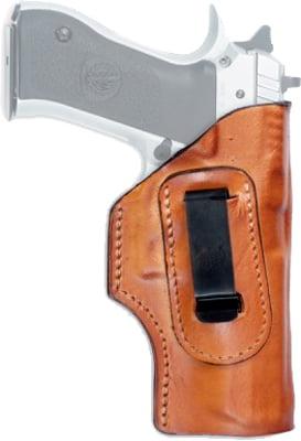 Кобура Front Line FL32 для Glock 19/23/32. Материал – кожа. Цвет – коричневый
