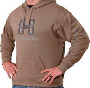Свитер Hornady Desert Tan с капюшоном – размер XL