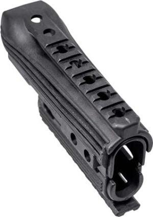 Цевье LHB LHV47 для AK 47/74 (охот. верс.) с планками Weaver/Picatinny. Материал – пластик. Цвет – черный